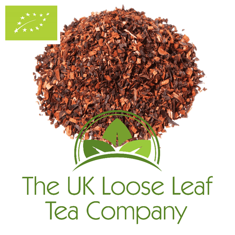 Honeybush Organic - The UK Loose Leaf Tea Company Ltd