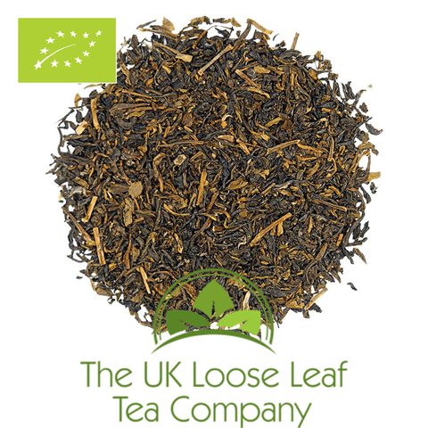 Indian Greenleaf ~ Green Darjeeling ~ Organic ~ KGFOP1 Summer - The UK Loose Leaf Tea Company