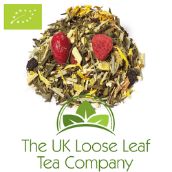 Inner Beauty Green Detox Organic Tea - The UK Loose Leaf Tea Company