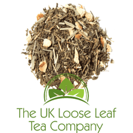 Lemon Green Decaffeinated Tea - The UK Loose Leaf Tea Company
