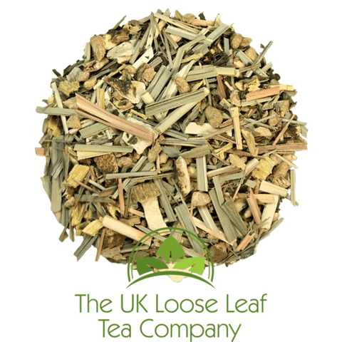 Lemongrass and Ginger Herbal Infusion - The UK Loose Leaf Tea Company Ltd