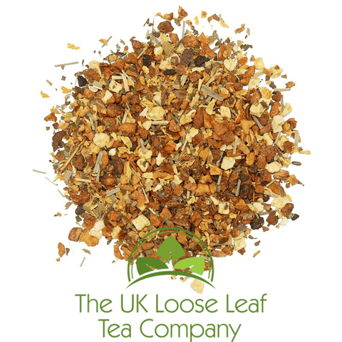 Lemony Zing Fruit Infusion - The UK Loose Leaf Tea Company Ltd