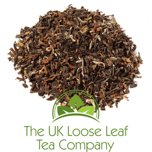 Darjeeling Lucky Hill Tea ~ FTGFOP 1 - The UK Loose Leaf Tea Company