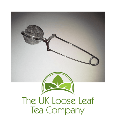 Mesh Ball Tea Infuser - The UK Loose Leaf Tea Company