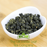 Milky Oolong Tea ~ Chinese Style - The UK Loose Leaf Tea Company