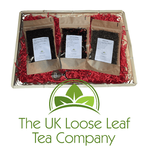 Mixed Tea Basket - The UK Loose Leaf Tea Company