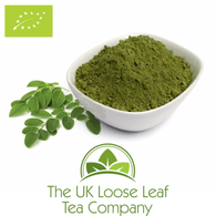 Moringa Powder Organic - The UK Loose Leaf Tea Company