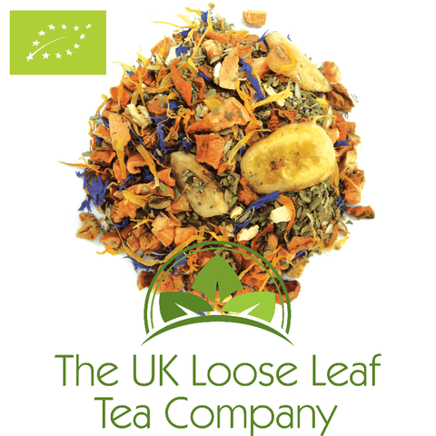 Olive Paradise Organic Tea - The UK Loose Leaf Tea Company