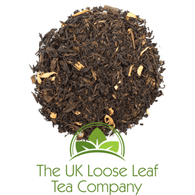 Orange Blossom Oolong - The UK Loose Leaf Tea Company