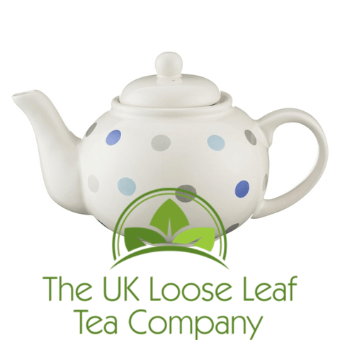 Price & Kensington - Padstow Blue 4 Cup Teapot - The UK Loose Leaf Tea Company