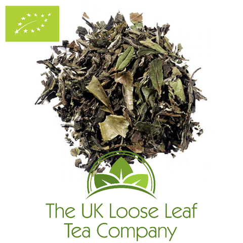 Pai Mu Tan Organic - The UK Loose Leaf Tea Company