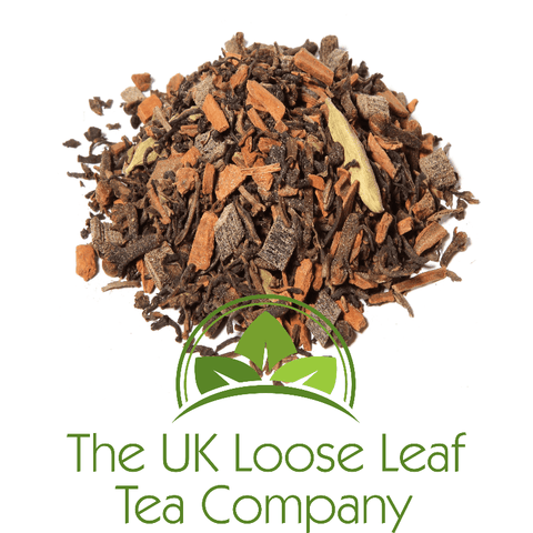 Pakistani Black Decaffeinated Tea - The UK Loose Leaf Tea Company Ltd