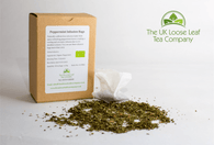 Peppermint Infusion Bags - The UK Loose Leaf Tea Company