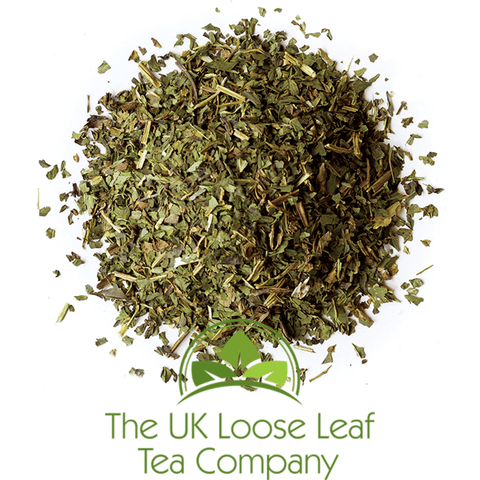 Peppermint Herbal Infusion - The UK Loose Leaf Tea Company