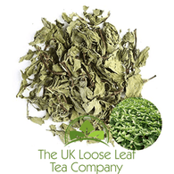 Peppermint Whole Leaves Herbal Infusion - The UK Loose Leaf Tea Company