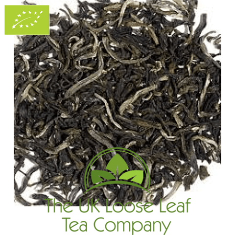 Pi Lo Chun Organic - The UK Loose Leaf Tea Company Ltd