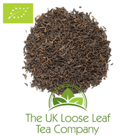 Pu Erh Organic Tea - The UK Loose Leaf Tea Company