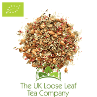 Raspberry Rosemary Organic Infusion - The UK Loose Leaf Tea Company