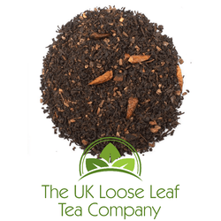 Red Chilli Chai - The UK Loose Leaf Tea Company