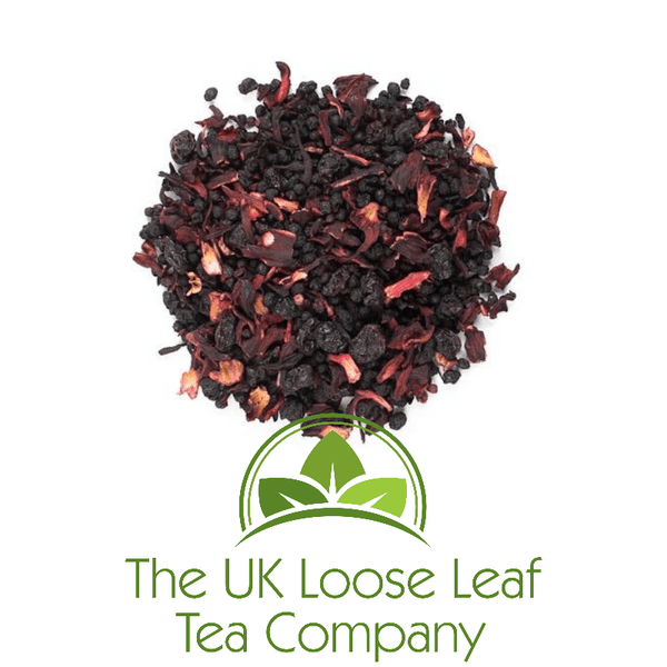 Red Fruit Pudding Flavoured Fruit Infusion – The UK Loose Leaf Tea ...
