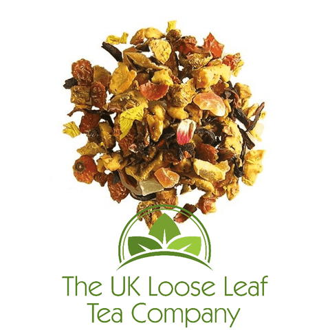 Rhubarb-Cream - The UK Loose Leaf Tea Company
