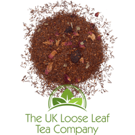 Rooibos Cherry Blossom - The UK Loose Leaf Tea Company