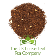 Rooibos Cream Orange Tea - The UK Loose Leaf Tea Company