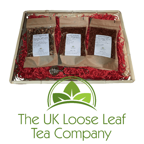 Rooibos Tea Basket - The UK Loose Leaf Tea Company