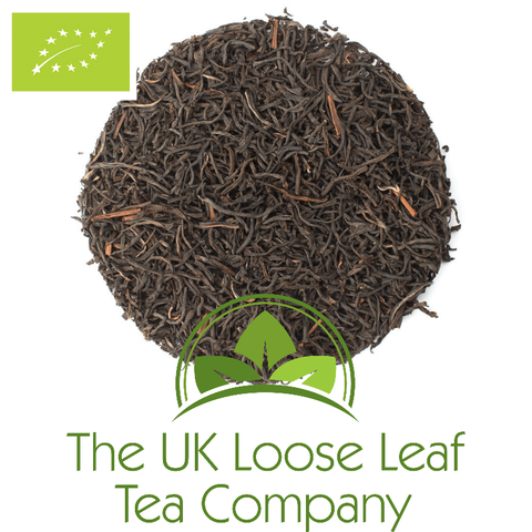 Rwanda Rukeri Organic Black Tea - The UK Loose Leaf Tea Company