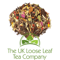 Spicy Inspiration Green Tea Detox Organic - The UK Loose Leaf Tea Company