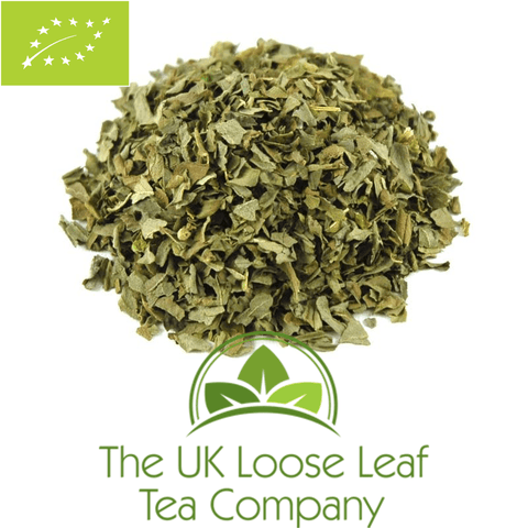 Tulsi (Lemon Vana) Leaf - Holy Basil Organic Infusion - The UK Loose Leaf Tea Company