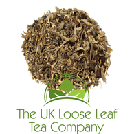 Vanilla Green Decaffeinated Tea - The UK Loose Leaf Tea Company
