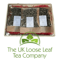 White Tea Basket - The UK Loose Leaf Tea Company