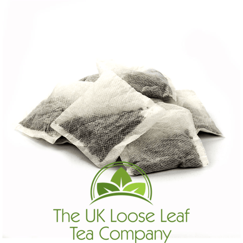 Sencha Green Tea Bags - The UK Loose Leaf Tea Company