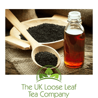 Black Cumin Seed Oil Organic - The UK Loose Leaf Tea Company