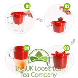 Cat Tea Infuser - The UK Loose Leaf Tea Company