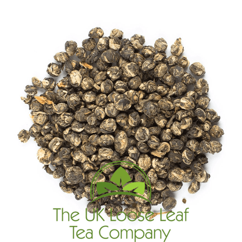 Dim of Jasmine - Jasmine Pearls - The UK Loose Leaf Tea Company