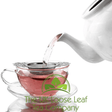 Fancy Tea Strainer - The UK Loose Leaf Tea Company