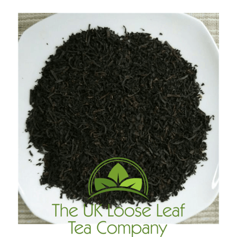 Keemun Kung Fu Black Grade 3 Tea - The UK Loose Leaf Tea Company