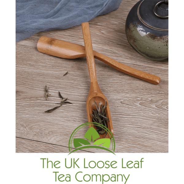 Bamboo Tea Scoop - The UK Loose Leaf Tea Company
