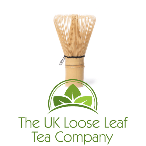 Matcha Whisk -Kazuho Bamboo Chasen Matcha Whisk - The UK Loose Leaf Tea Company