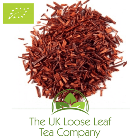 Rooibos Classic Organic - The UK Loose Leaf Tea Company