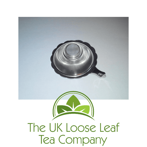 Tea Strainer - The UK Loose Leaf Tea Company