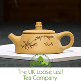 145ml Yixing Purple Clay Teapot - The UK Loose Leaf Tea Company