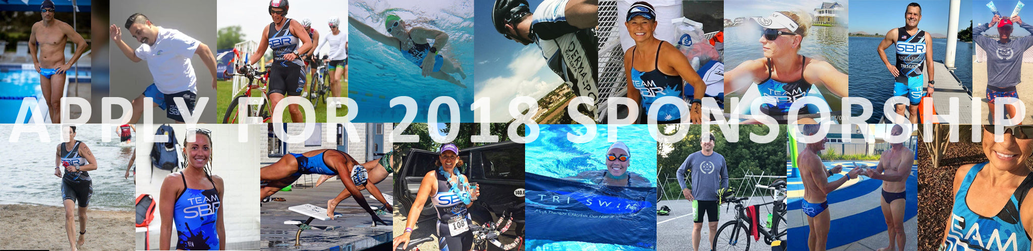 Apply for 2018 Athlete Sponsorship