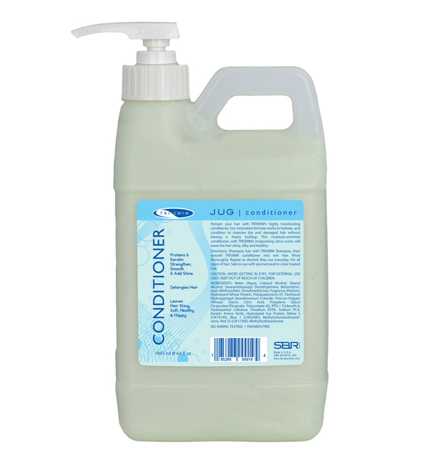 TRISWIM Conditioner JUG 64oz with pump