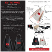 DMC ELITE MAX - White
