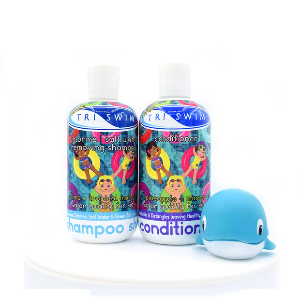 TRISWIM Kids Shampoo / Conditioner Holiday Gift Set