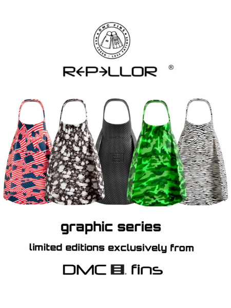 DMC GRAPHIC SERIES REPELLOR ZEBRA