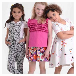 Kids Clothes - 2 to 6 y. o.